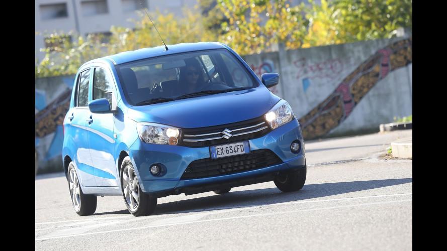 Auto ibrida a GPL, la prima è Suzuki