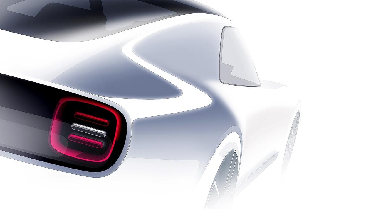 [Copertina] - Honda Sport EV Concept, profumo di coupé elettrica