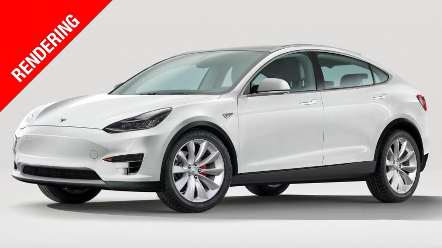 Tesla Model Y, il crossover per chi non lo vuole maxi