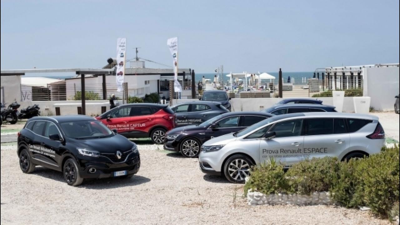 [Copertina] - Renault mette l'automatico su tutta la gamma