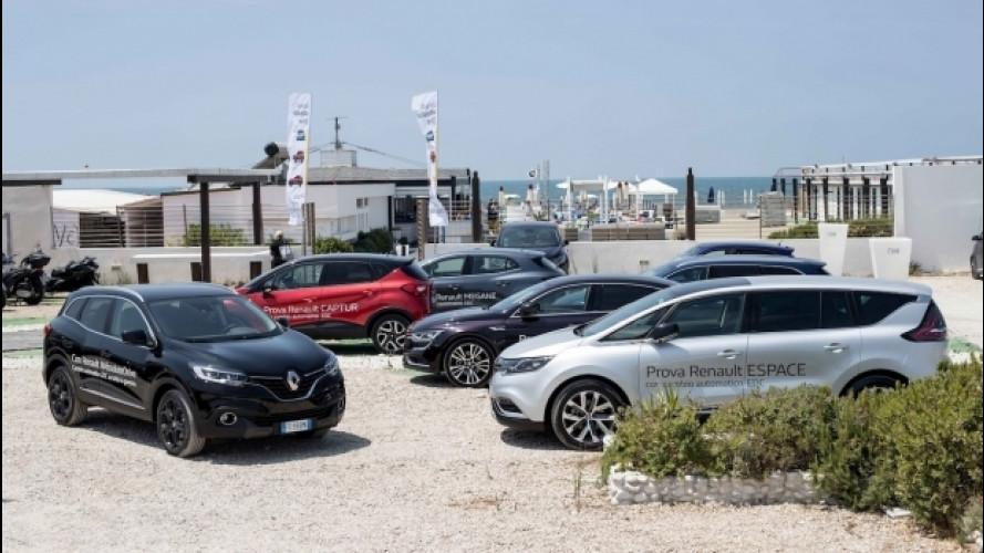 Renault mette l'automatico su tutta la gamma