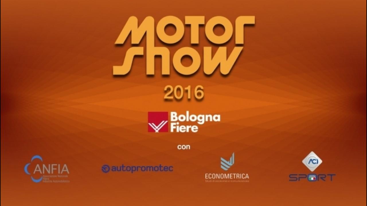 [Copertina] - Motor Show, un (altro) nuovo inizio