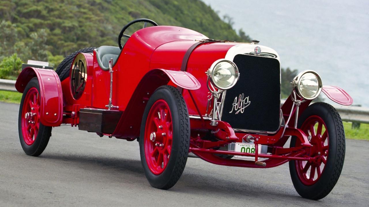 "[Copertina] - Alfa Romeo, la G1 ""anti Rolls-Royce"" andrà all'asta"