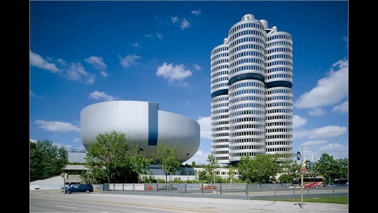 Sensation bei BMW
