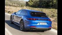 Test Porsche Panamera Turbo S E-Hybrid Sport Turismo