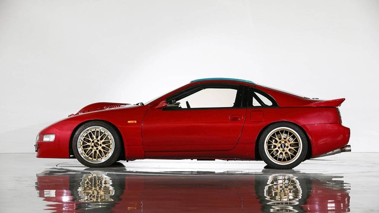 Jun Bonneville Nissan 300ZX