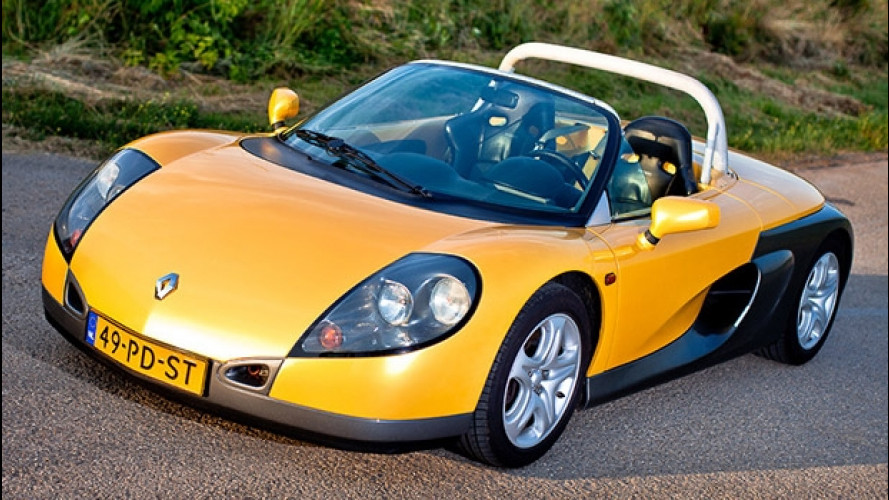Renault Spider, l'incompresa
