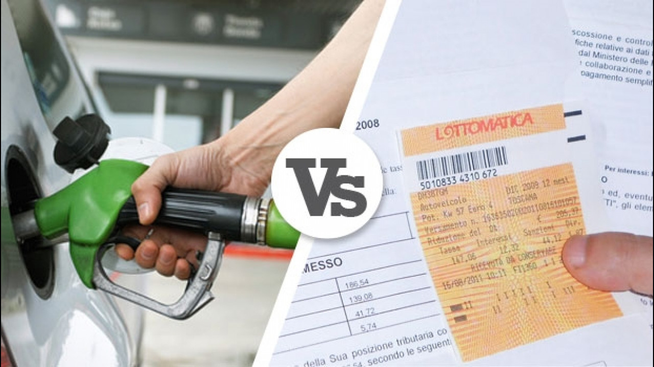 [Copertina] - Più benzina, meno bollo. Tasse, cosa ci dicono i lettori