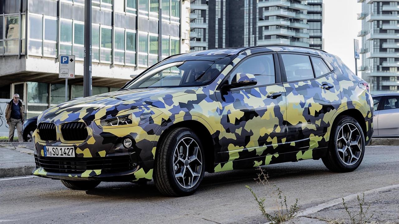 [Copertina] - BMW X2, cosa sappiamo del SUV/coupé bavarese