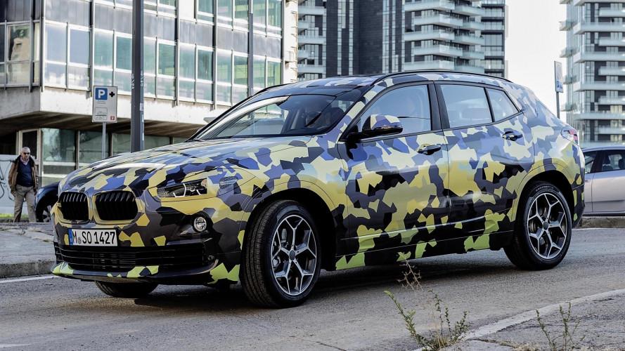 BMW X2, cosa sappiamo del SUV/coupé bavarese