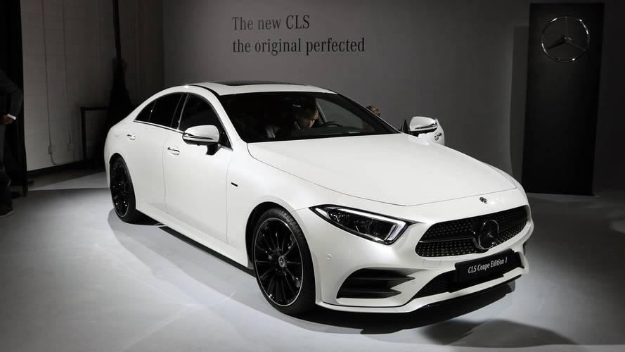 Enyhe hibrid hajtáslánccal debütált az új Mercedes-Benz CLS 450