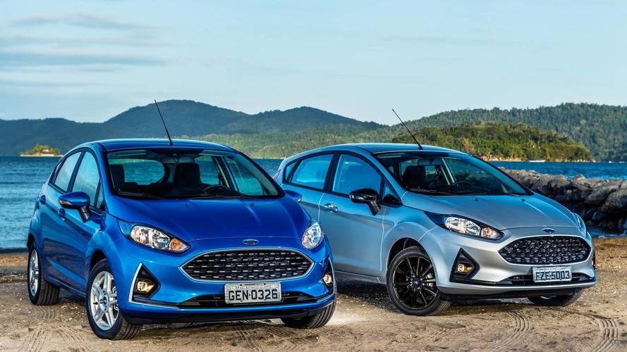 Novo Ford Fiesta é lançado na Argentina por até R$ 80.500