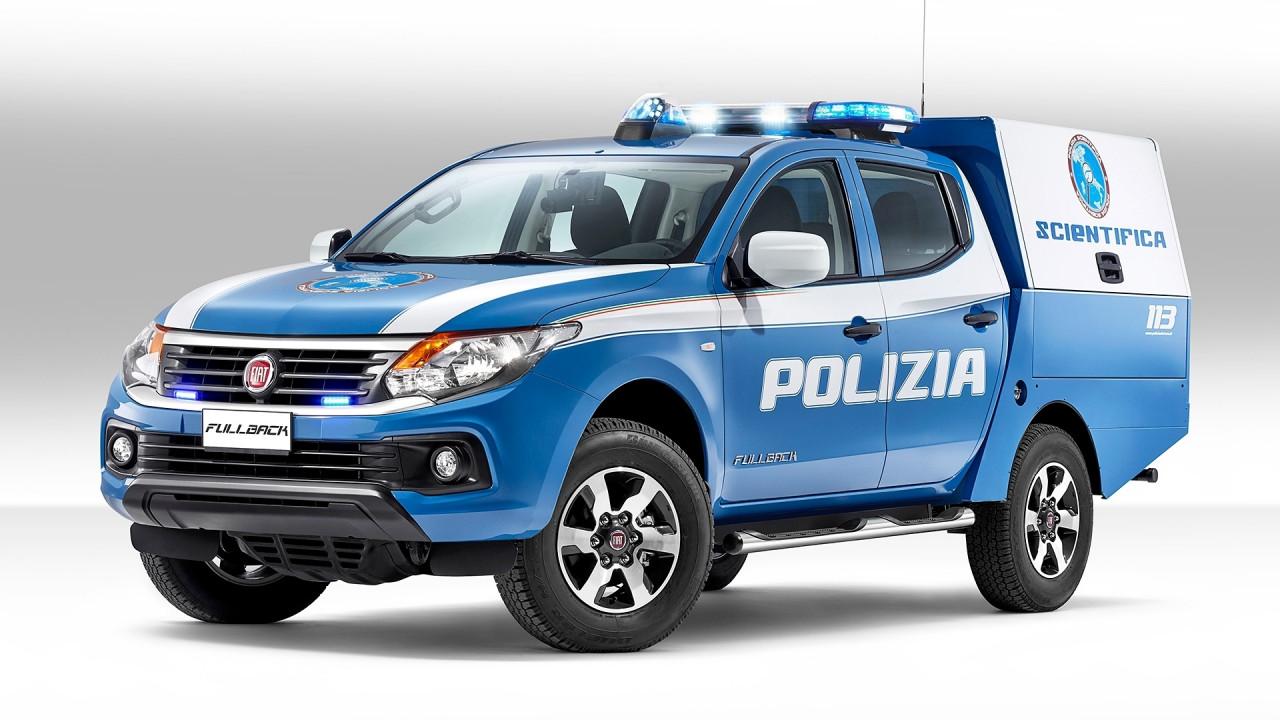 [Copertina] - Sulla scena del crimine arriva Fiat Fullback