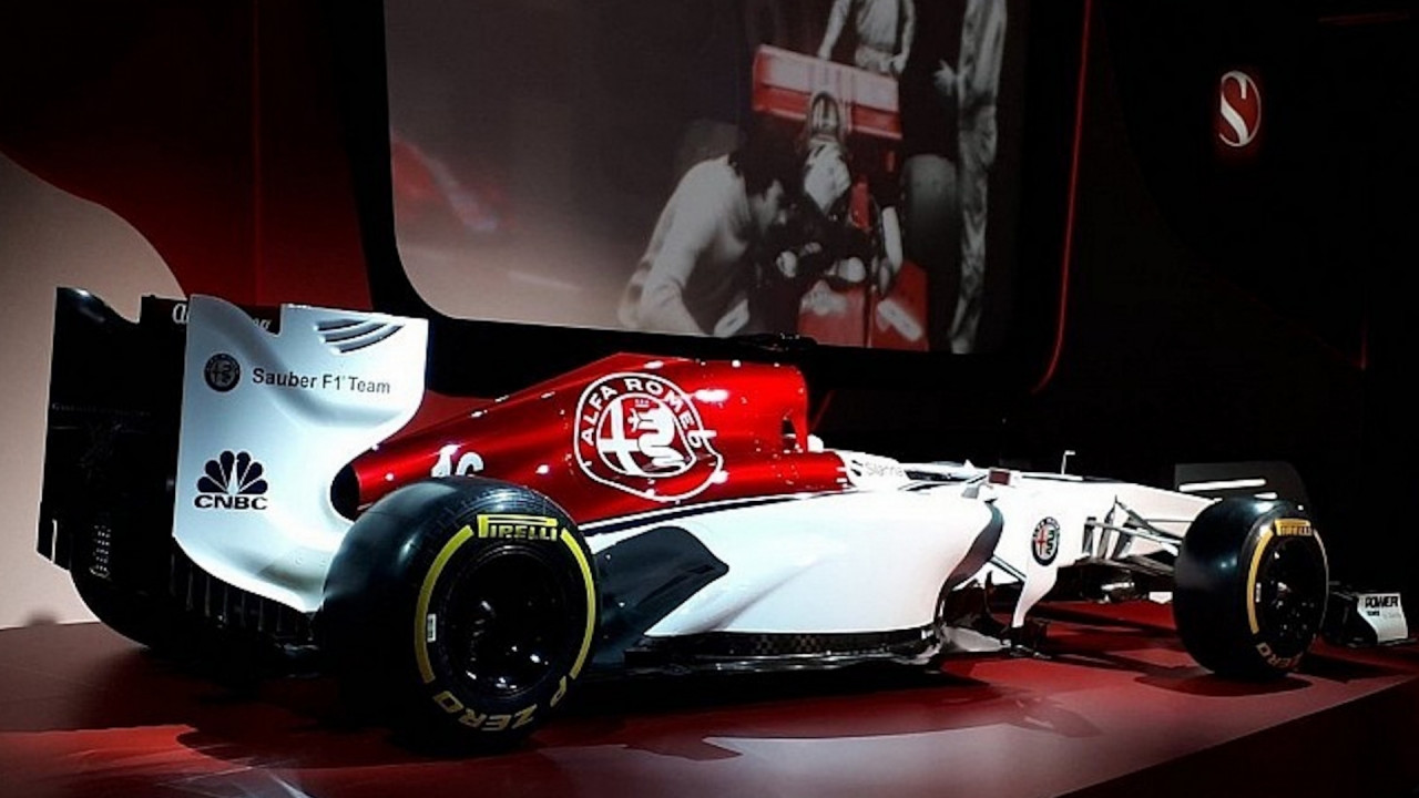 [Copertina] - Alfa Romeo in Formula 1 con Leclerc ed Ericsson