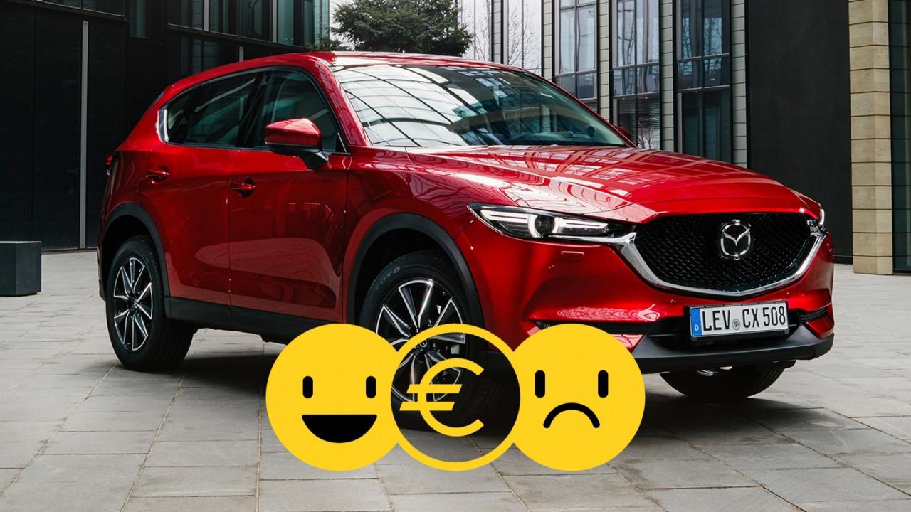 [Copertina] - Promozione Mazda CX-5, perché conviene e perché no