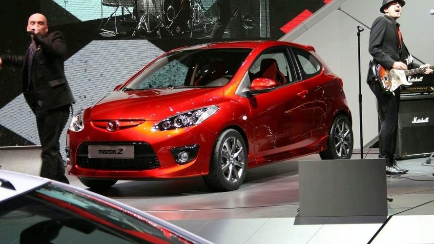 Mazda2 3-Door unveiled at Geneva