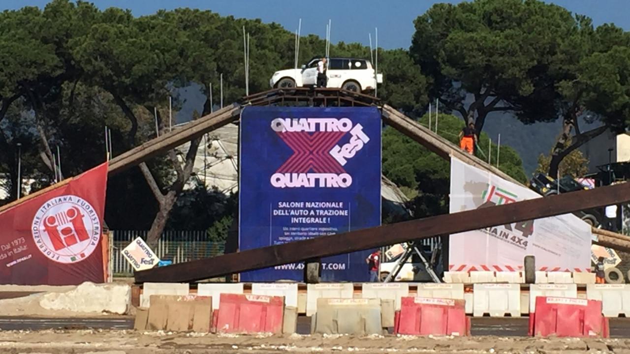 [Copertina] - 4X4Fest di Carrara, tutta la passione per il fuoristrada
