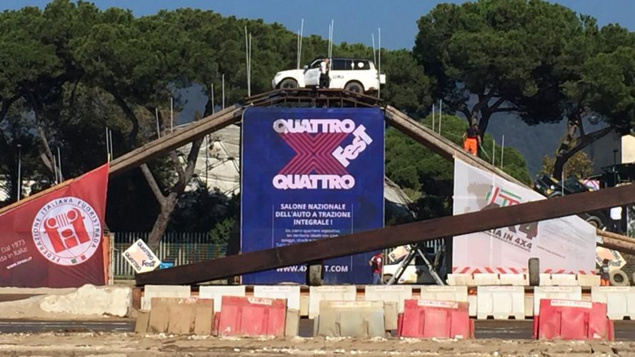 4X4Fest di Carrara, tutta la passione per il fuoristrada