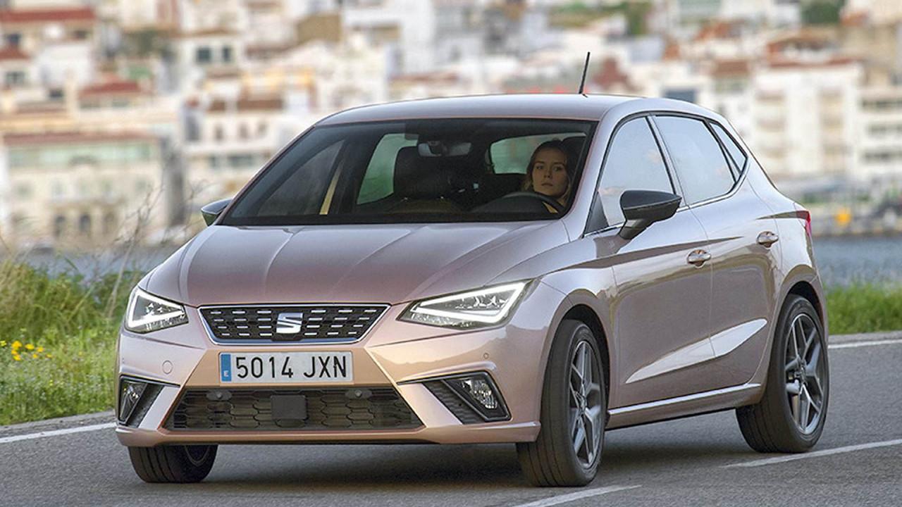Kleinwagen: Seat Ibiza