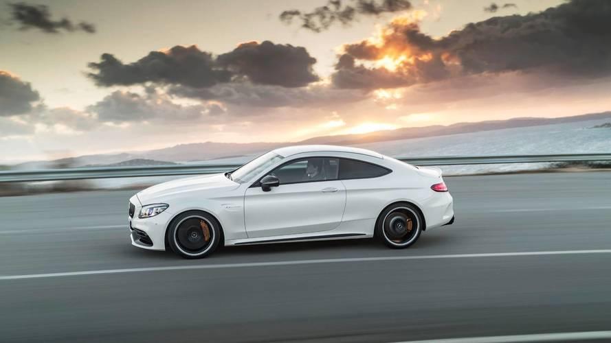 Yeni videolarla Mercedes-AMG C63 S Coupe'ye yakından bakın