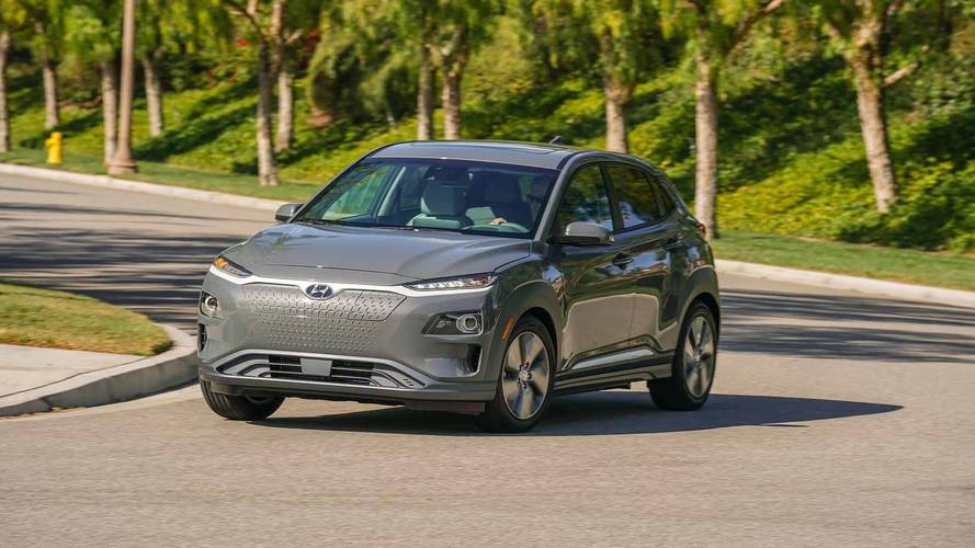 In H1 2019, Hyundai Motor Group Sold Almost 45,000 BEVs