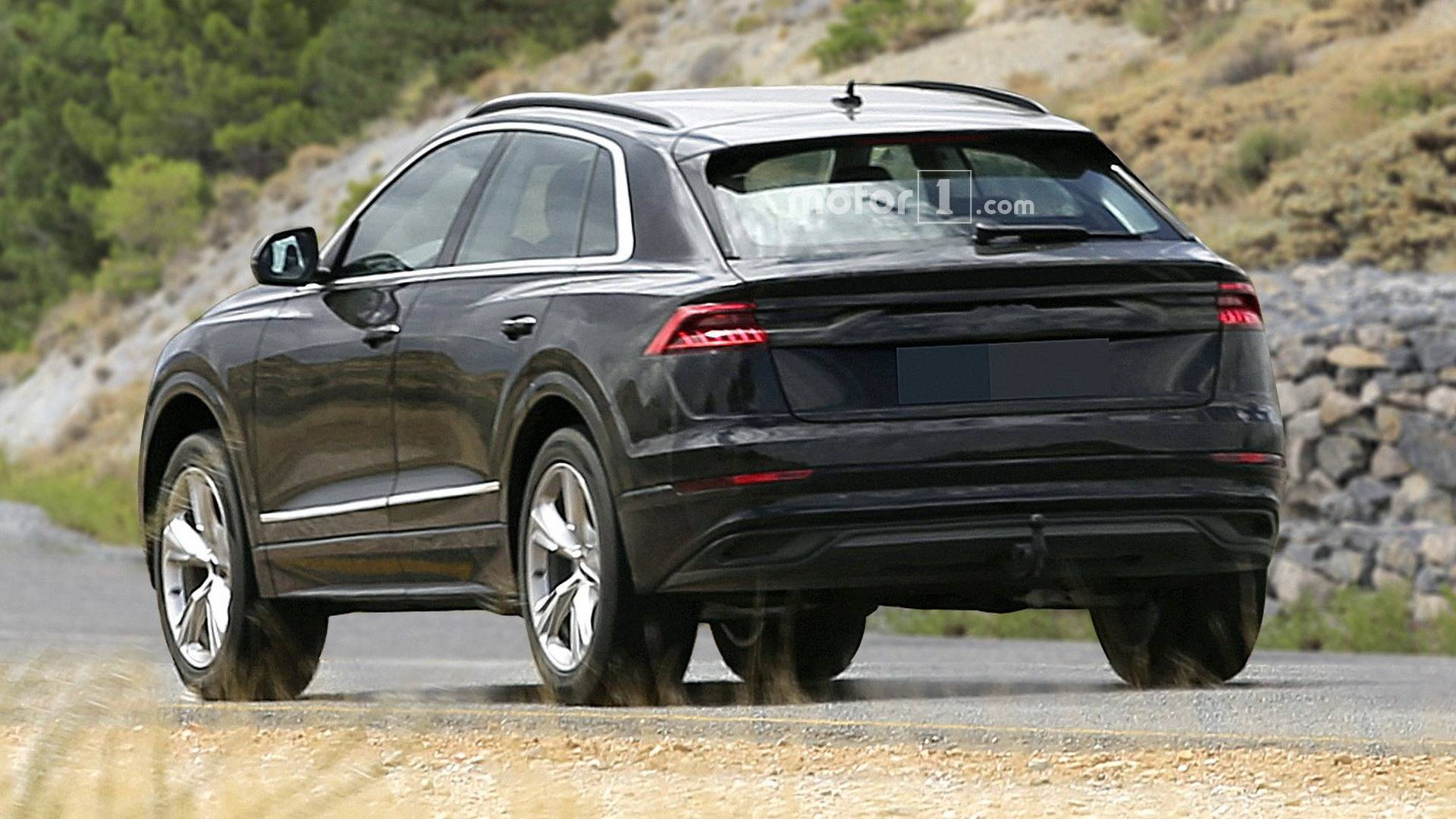 2019 Audi Q8 Everything We Know