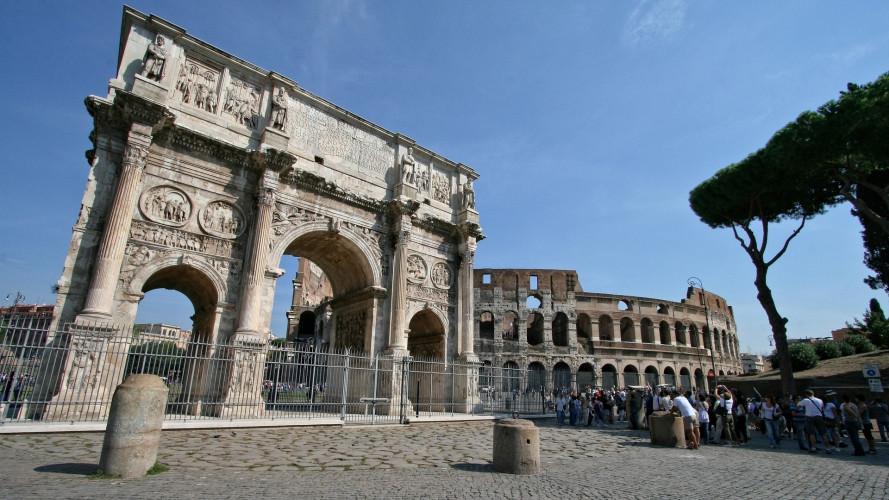 Roma, questa Domenica stop alle auto Diesel