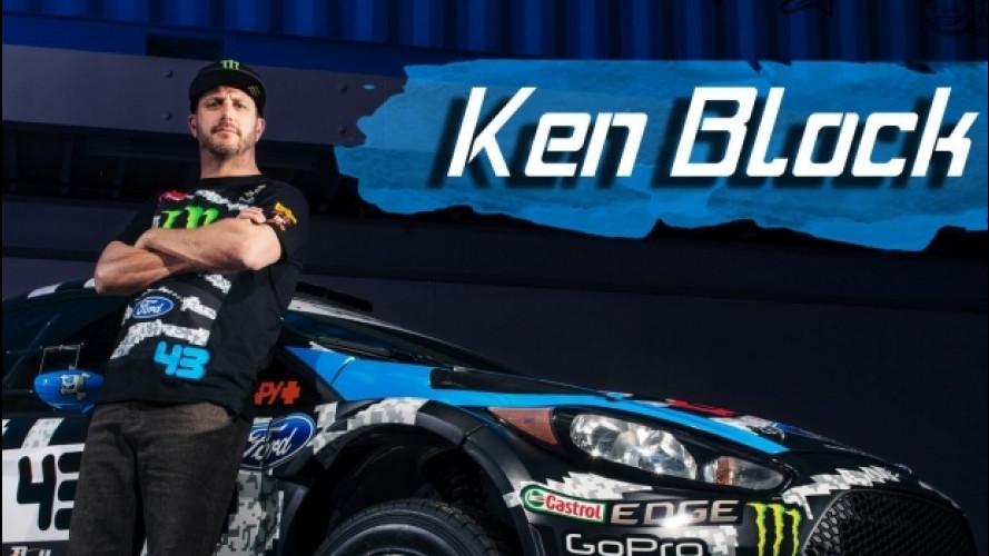 Ken Block, primo teaser di Gymkhana Nine [VIDEO]