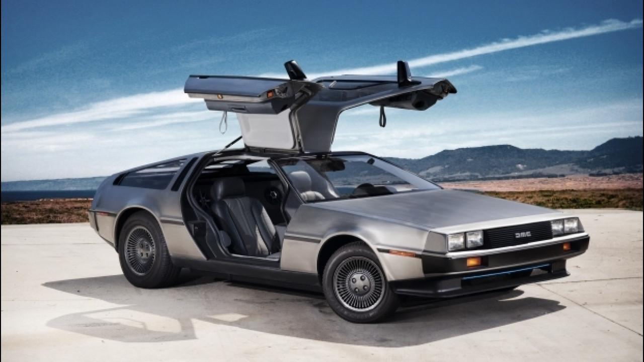 """[Copertina] - DeLorean di """"Ritorno al futuro"""", quante multe!"""