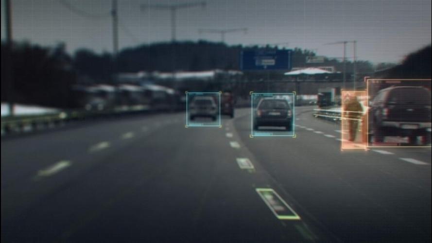 Guida autonoma, Volvo rafforza l'alleanza con Autoliv
