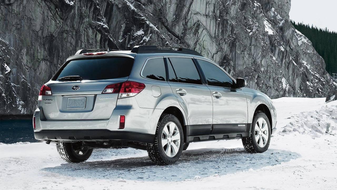 2011 Subaru Outback Limited