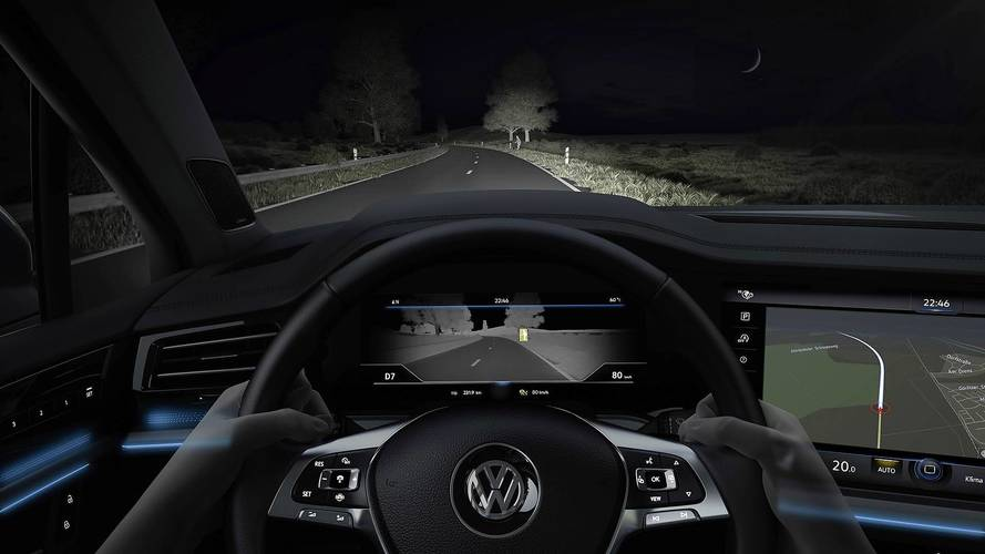 VW Details The Company's First-Ever Thermal Imaging Camera