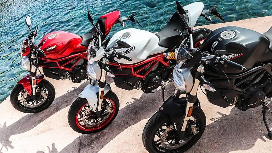 Las ventas de motos aumentaron un 2,5% en marzo