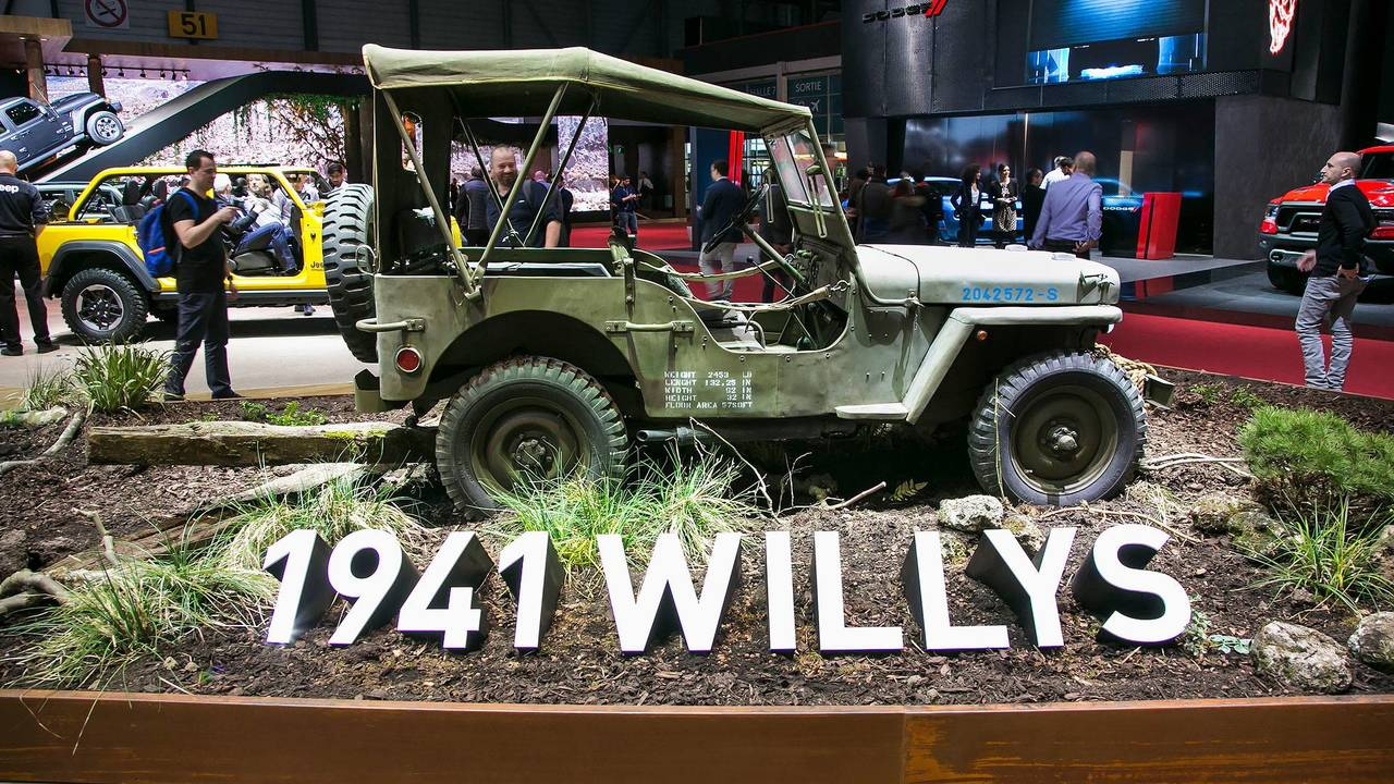 Willys-Overland MB de 1941