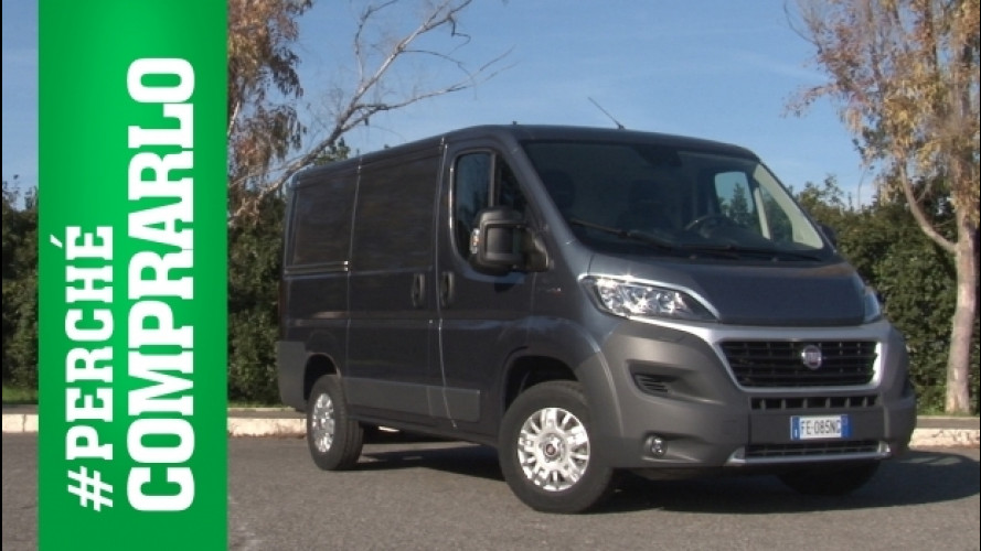 Fiat Ducato Euro 6, la prova di OmniFurgone.it [VIDEO]