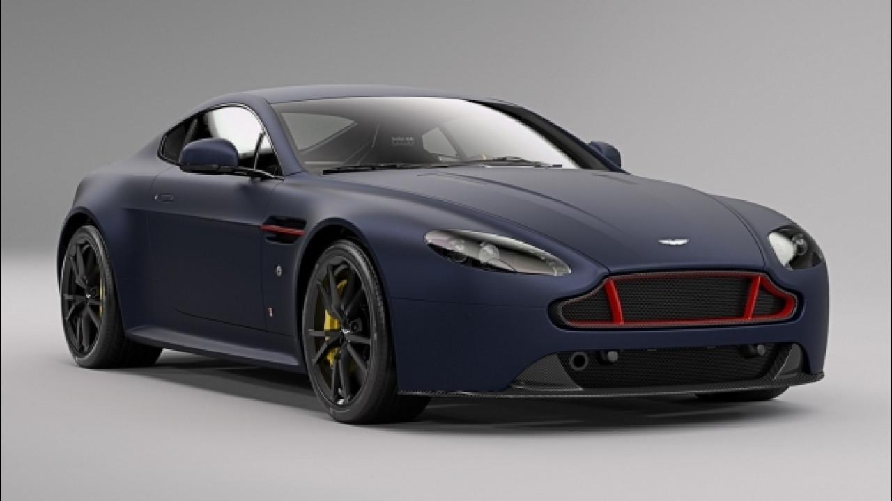 [Copertina] - Aston Martin e Red Bull, una Vantage S in stile F1 [VIDEO]