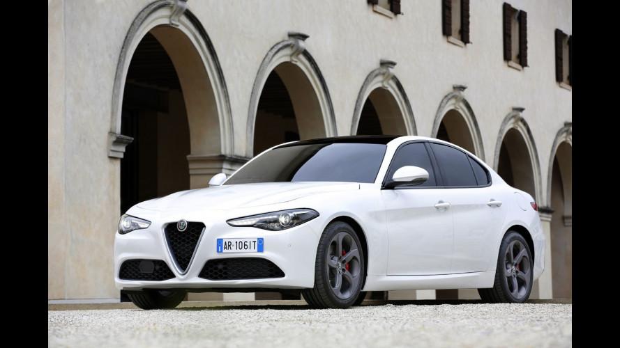 Alfa Giulia, Fiat Tipo e Kia Sportage le auto più