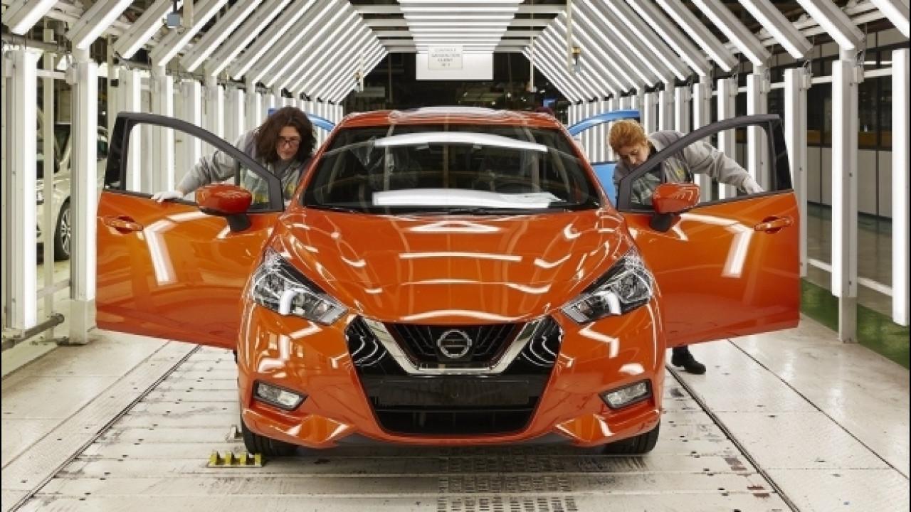 [Copertina] - Nuova Nissan Micra, la produzione è tornata in Europa