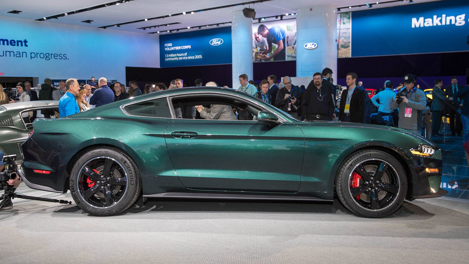 2019 ford mustang bullitt actually makes 480 hp starts at 46595