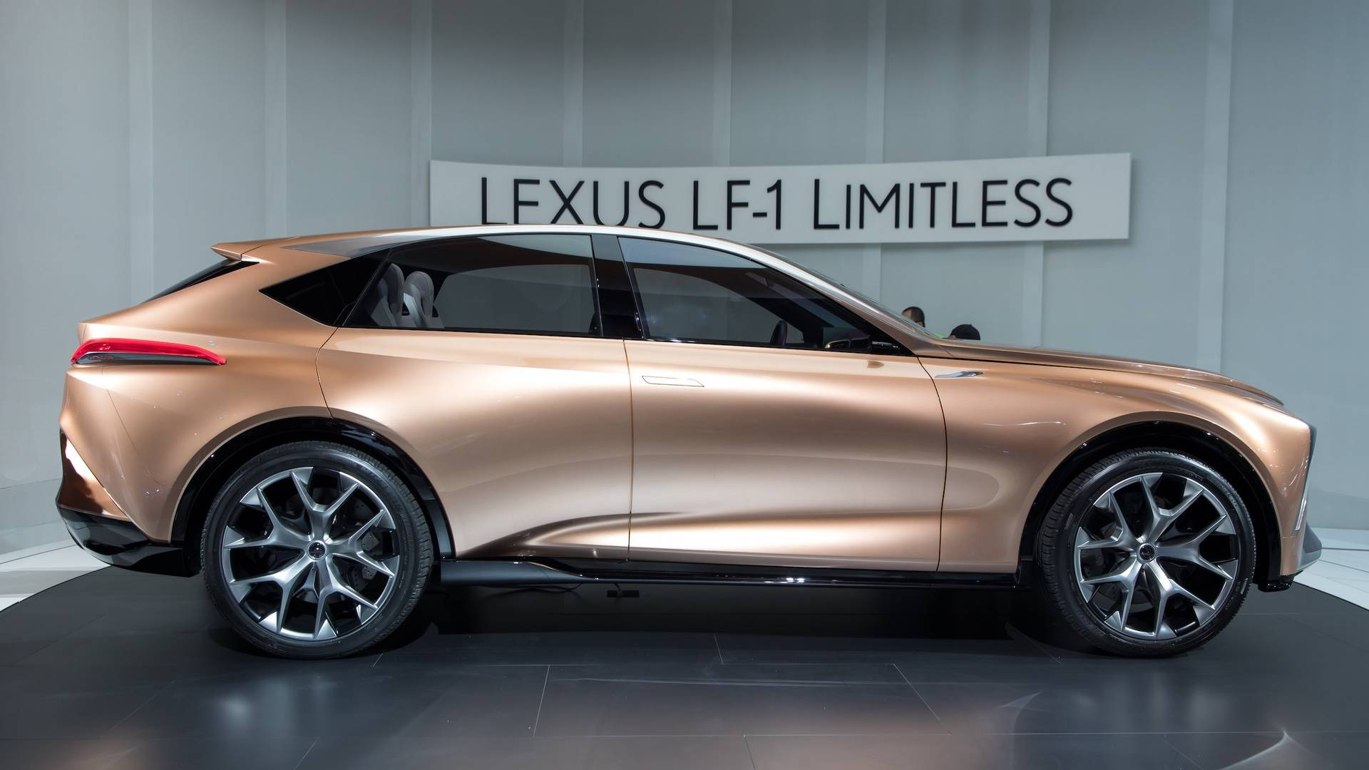 Lexus Working On 611 Horse Suv To Rival Lamborghini Urus