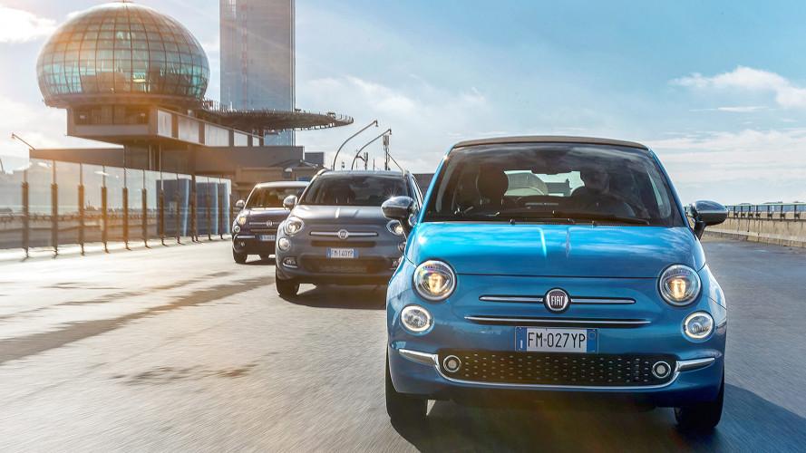 Test: Fiat 500C Mirror (2018)