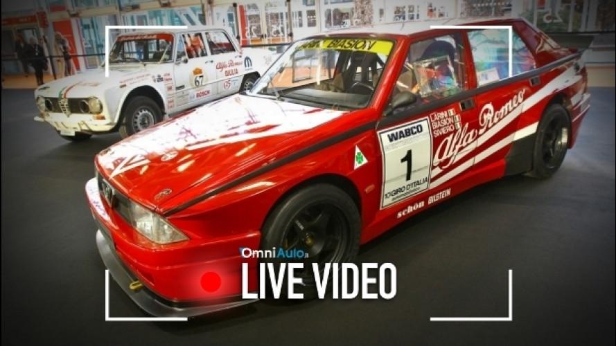 Motor Show 2016, l'auto classica fa sognare [VIDEO]