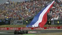 F1 in Versailles