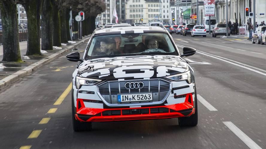 Conoceremos al Audi e-tron 2018 el próximo 30 de agosto
