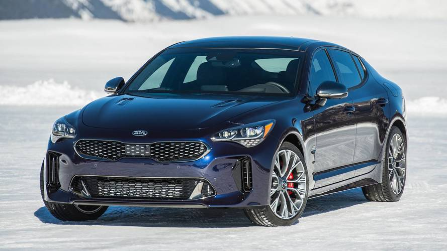 2021 Kia Stinger reportedly getting more power, variable exhaust