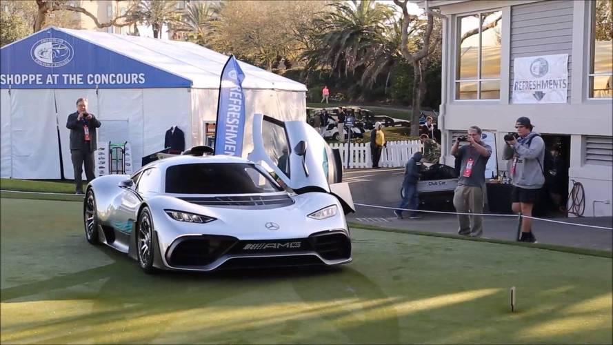 Mercedes-AMG, Project One'ın devamını henüz düşünmüyor