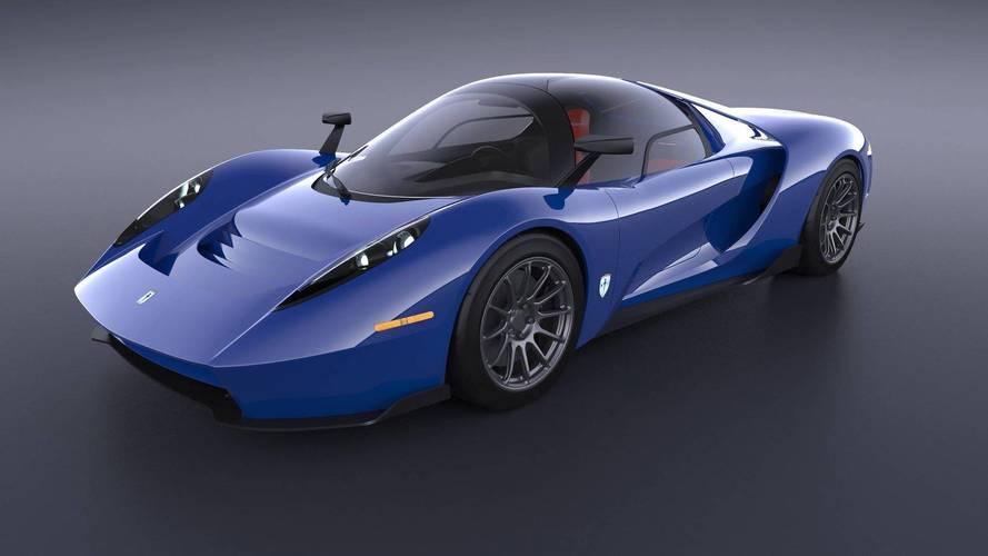 Glickenhaus firması SCG004 adlı süper otomobilini gösterdi [GÜNCEL]