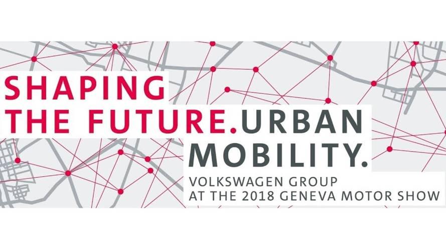 Sigue en directo la conferencia con las novedades del Grupo Volkswagen