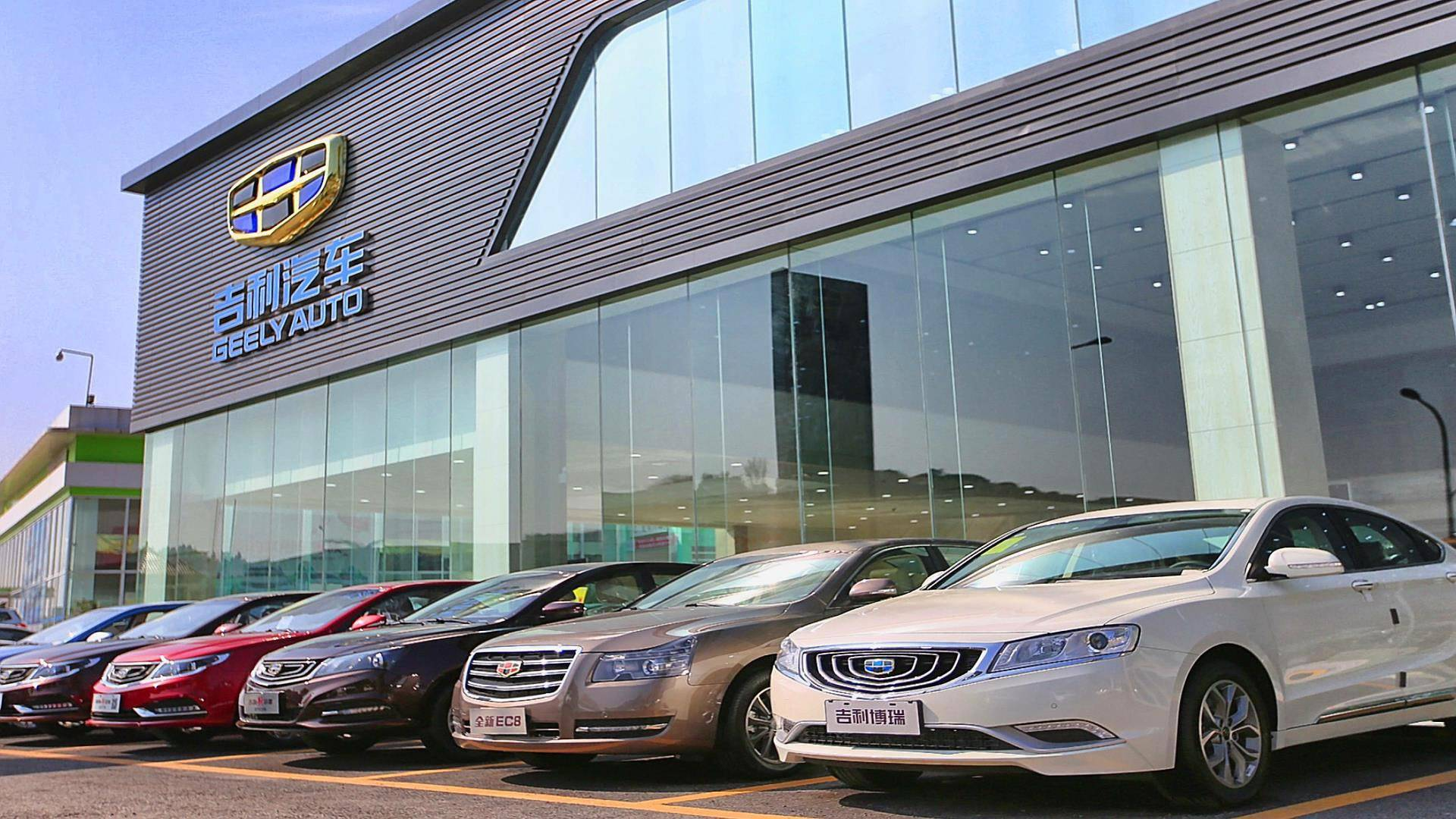 Geely Allegedly Wanted A Deal With Bmw Before Buying Daimler Stock