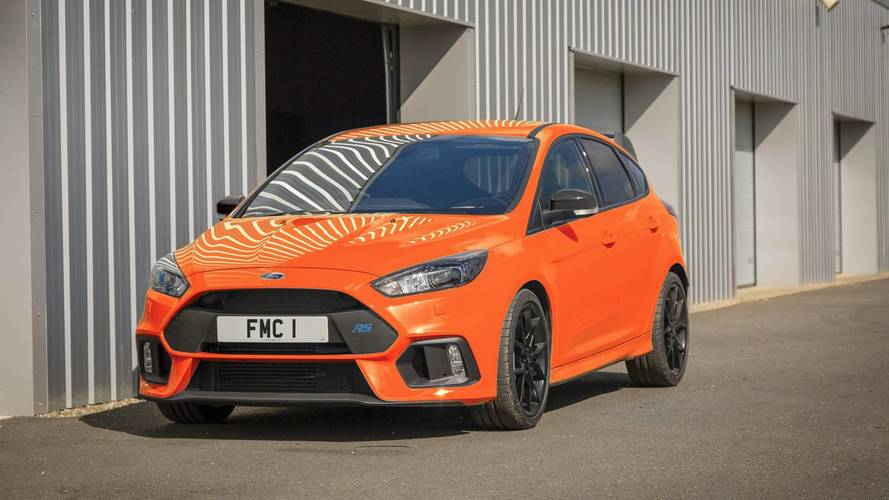 Next Ford Focus RS Reportedly Arrives In 2020 Packing 400-HP Hybrid